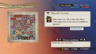 Samurai Warriors 4 Empires Screenshot 33