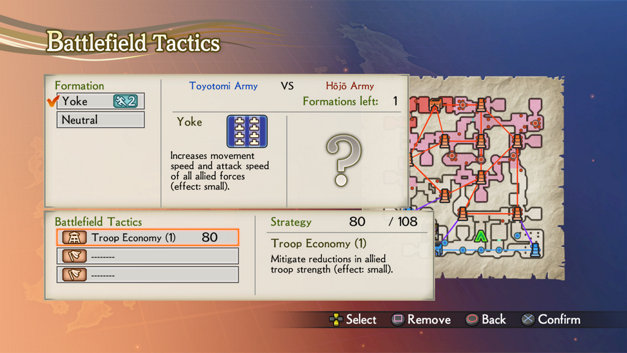 Samurai Warriors 4 Empires Screenshot 34