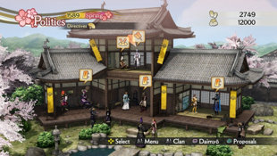 Samurai Warriors 4 Empires Screenshot 35