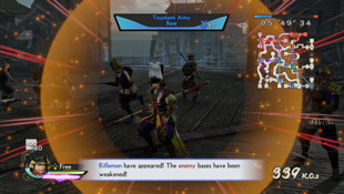Samurai Warriors 4 Empires Screenshot 36