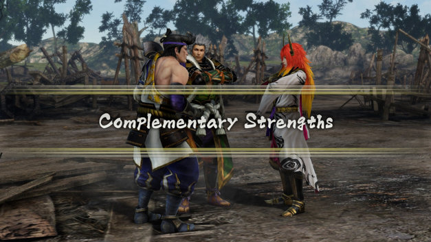 SAMURAI WARRIORS 4-II Screenshot 16