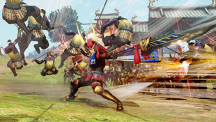 SAMURAI WARRIORS 4-II Screenshot 6