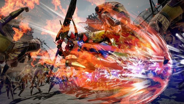 SAMURAI WARRIORS 4-II Screenshot 7