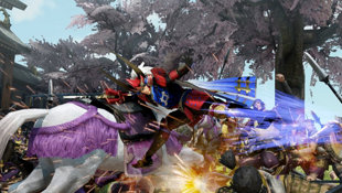 SAMURAI WARRIORS 4-II Screenshot 9