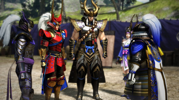 SAMURAI WARRIORS 4-II Screenshot 10