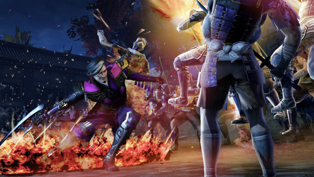 SAMURAI WARRIORS 4-II Screenshot 22