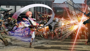 SAMURAI WARRIORS 4-II Screenshot 27