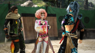 SAMURAI WARRIORS 4-II Screenshot 29