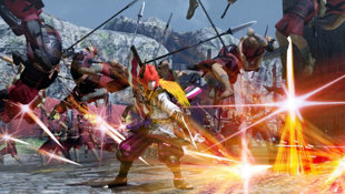 SAMURAI WARRIORS 4-II Screenshot 30