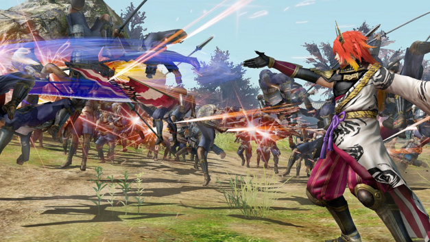 SAMURAI WARRIORS 4-II Screenshot 31