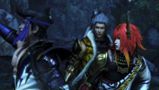 SAMURAI WARRIORS 4-II Screenshot 33