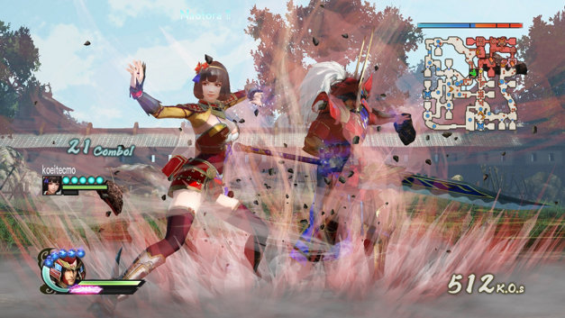SAMURAI WARRIORS 4-II Screenshot 49