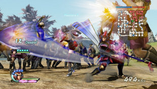 SAMURAI WARRIORS 4-II Screenshot 50