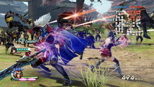 SAMURAI WARRIORS 4-II Screenshot 51
