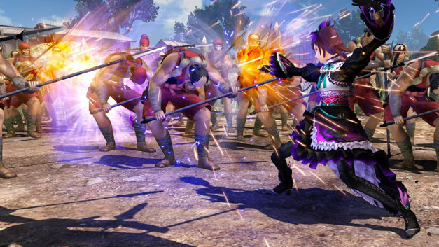 SAMURAI WARRIORS 4-II Screenshot 58