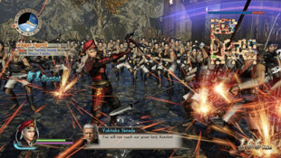 Samurai Warriors - Spirit of Sanada Screenshot 11