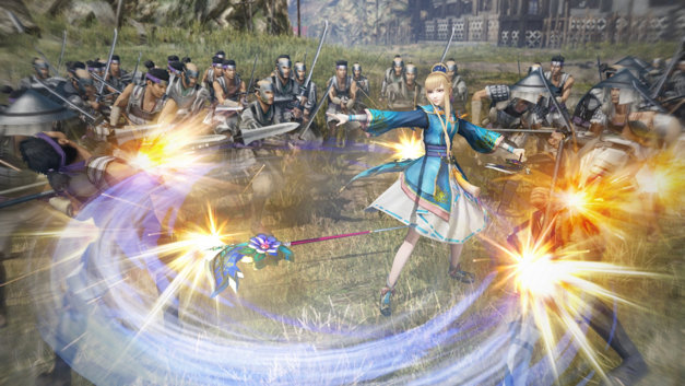 Samurai Warriors - Spirit of Sanada Screenshot 16