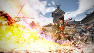 Samurai Warriors - Spirit of Sanada Screenshot 2