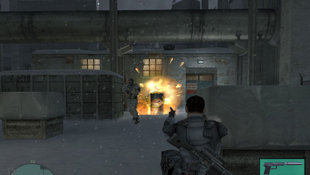 Syphon Filter®: Dark Mirror Screenshot 2