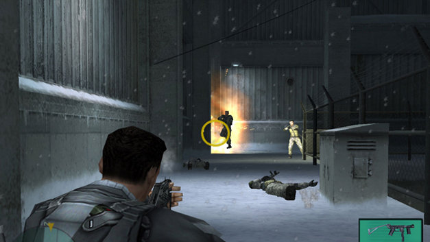 Syphon Filter®: Dark Mirror Screenshot 7
