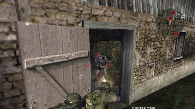 SOCOM 3: U.S. Navy SEALs Screenshot 4