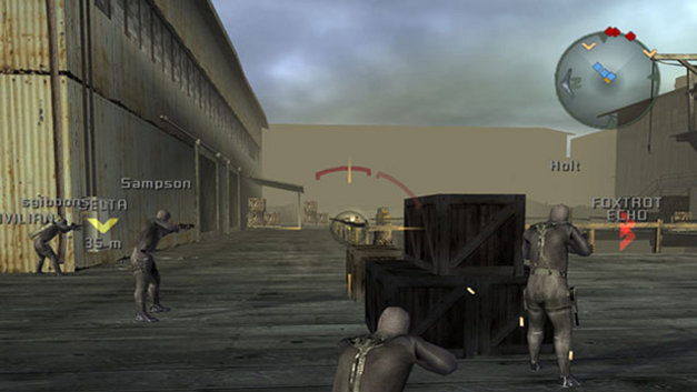 SOCOM U.S. Navy SEALs Combined Assault Screenshot 7