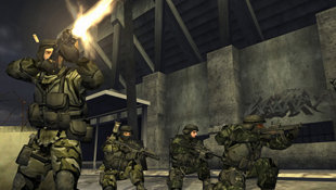 SOCOM U.S. Navy SEALs Combined Assault Screenshot 3