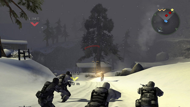 SOCOM U.S. Navy SEALs Combined Assault Screenshot 1