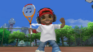 Hot Shots Tennis Screenshot 2