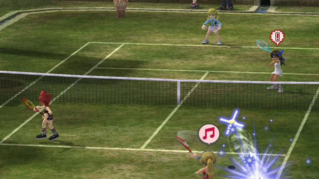 Hot Shots Tennis Screenshot 4