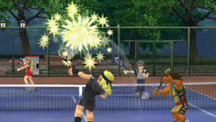Hot Shots Tennis Screenshot 9