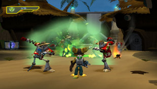 Ratchet & Clank®: Size Matters Screenshot 3
