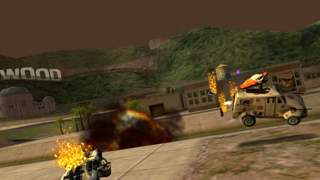 Twisted Metal™: Head-On Extra Twisted Edition Screenshot 4
