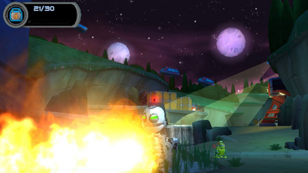 Secret Agent Clank® Screenshot 1