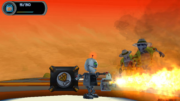 Secret Agent Clank® Screenshot 4
