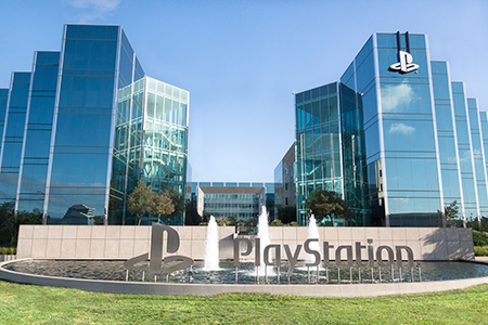 playstation network london