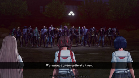School Girl/Zombie Hunter Trailer Screenshot