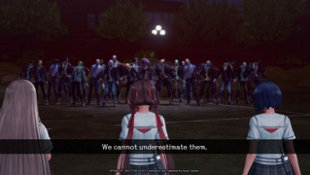 School Girl/Zombie Hunter Screenshot 9