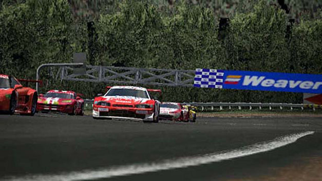 Gran Turismo® 3: A-spec Screenshot 1