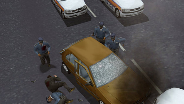 The Getaway Screenshot 1