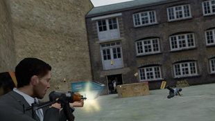 The Getaway Screenshot 2