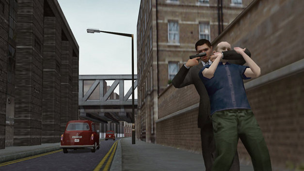 The Getaway Screenshot 7