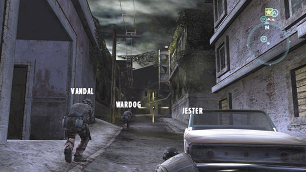SOCOM II: U.S. Navy SEALs Screenshot 1