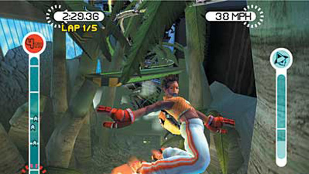 EyeToy: AntiGrav™ Screenshot 4