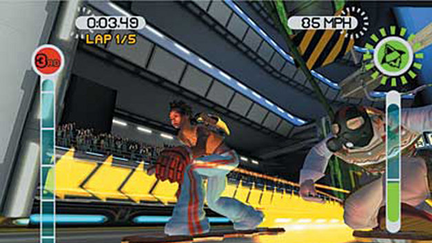EyeToy: AntiGrav™ Screenshot 10