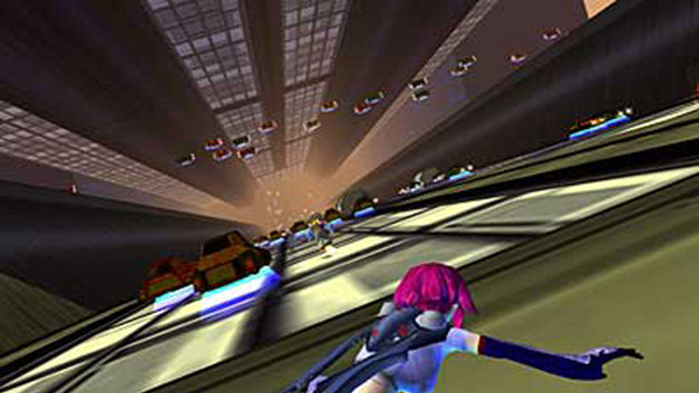 EyeToy: AntiGrav™ Screenshot 1