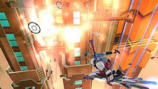 EyeToy: AntiGrav™ Screenshot 2
