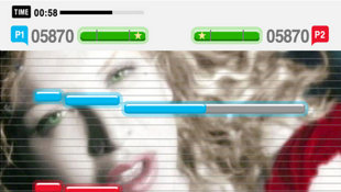 SingStar® Rocks! Screenshot 3