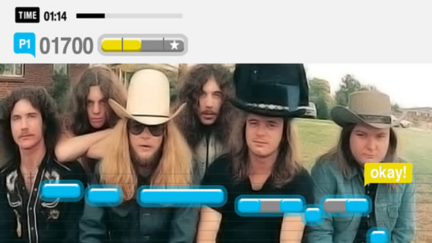 SingStar® Rocks! Screenshot 7