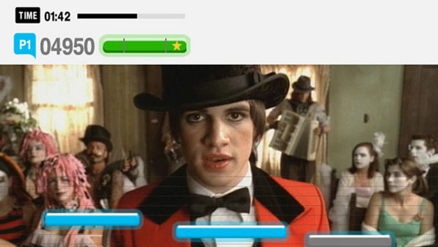 SingStar® Pop Screenshot 1
